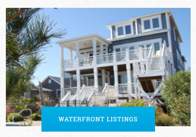 A custom waterfront listings search