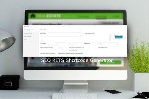 SEO RETS Shortcode Generator